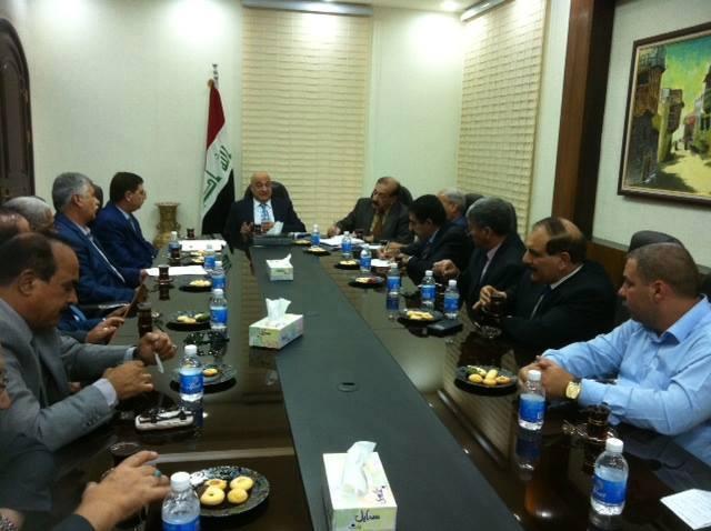 رئيس التجمع الجمهوري العراقي