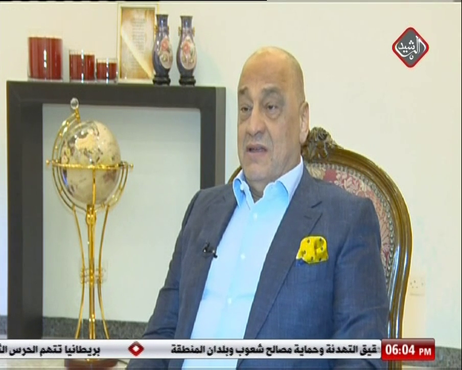 الاستاذ سعد عاصم الجنابي يعلن الاتجاه صوب المعارضة بسبب اداء الحكومة واستشراء الفساد
