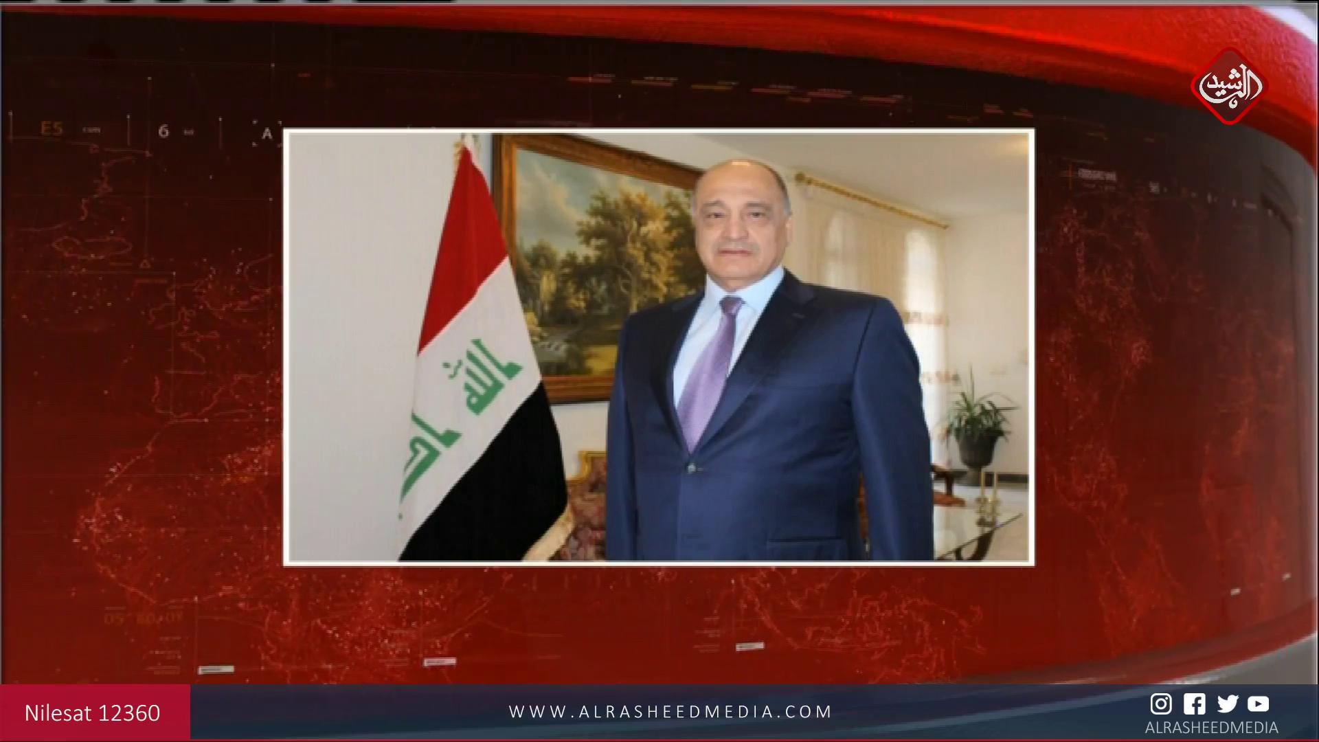 الاستاذ سعد عاصم الجنابي يهنئ الشعب العراقي والمسلمين في العالم بحلول عيد الاضحى المبارك