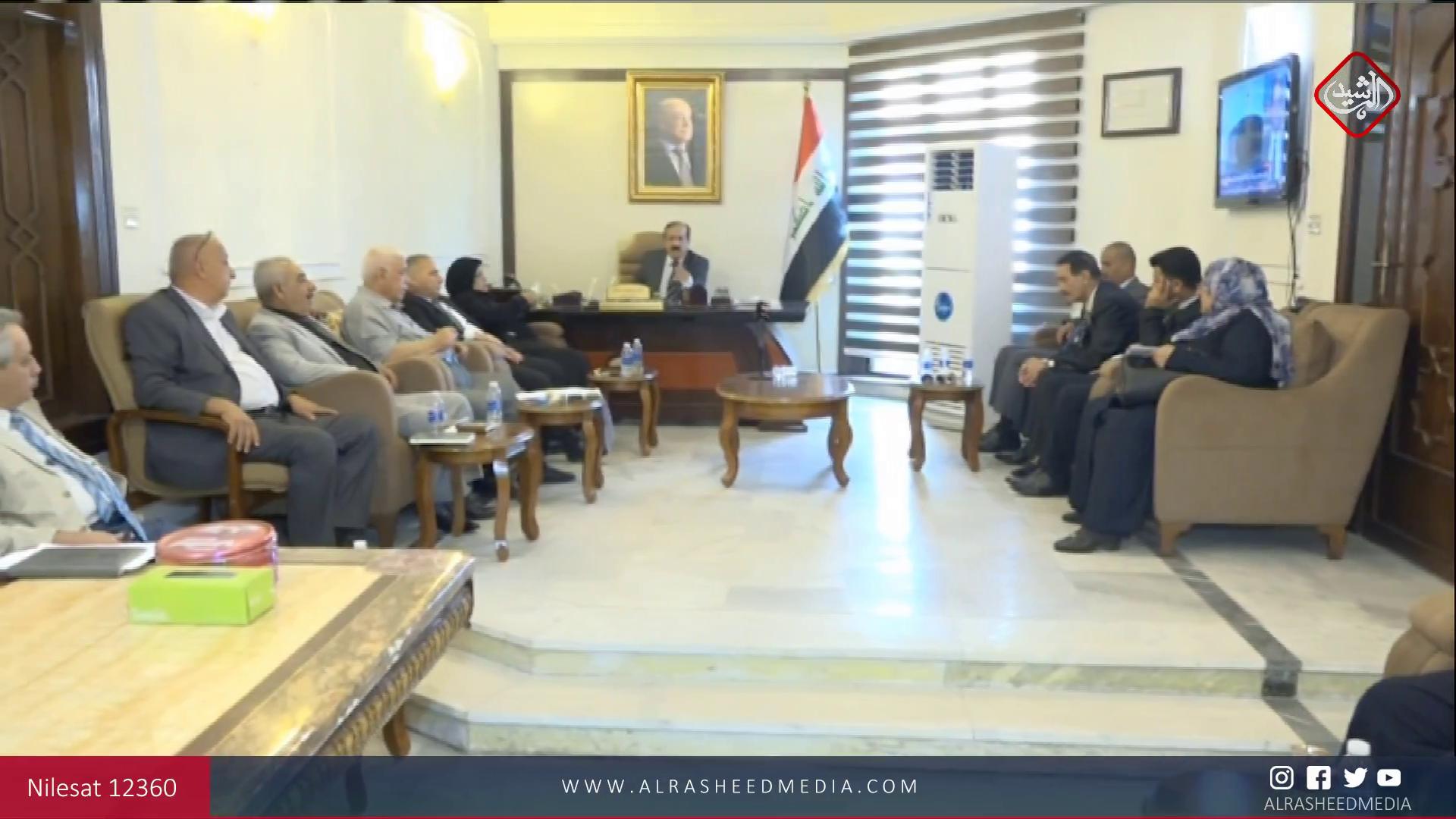 حزب التجمع الجمهوري العراقي يدعو لابعاد العراق عن الصراعات الاقليمية